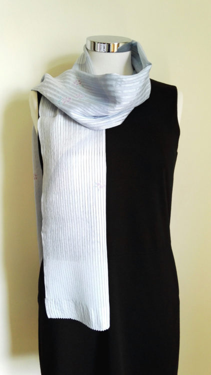 Mari-Japanese-Sakura-silk-scarf-blue1