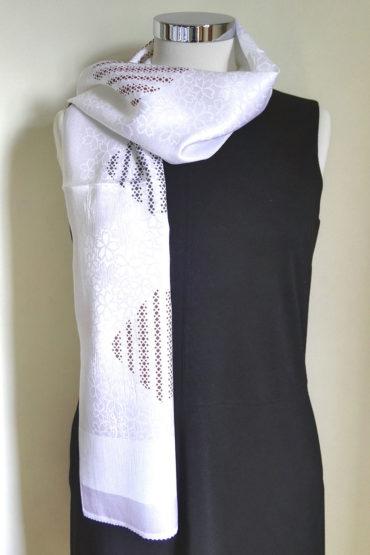 Japanese-Sakura-silk-scarf-white1
