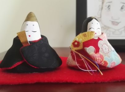 Japan's Girl's day Hinamatsuri