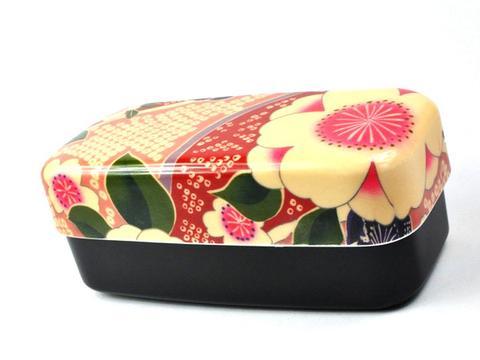 Kimono pattern lunch box large