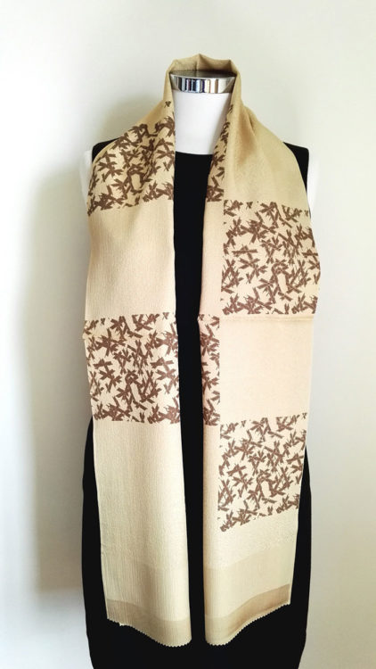 Japanese-silk-scarf-golden-brown22