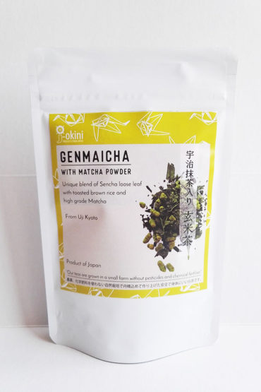 Japanese-Genmaicha-green-tea-with-Matcha-powder-50g