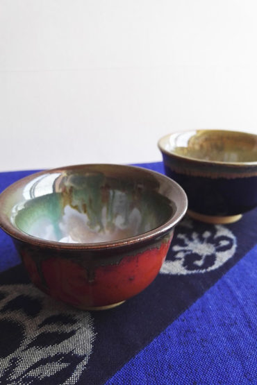 Twin-Yunomi-blue-&-red