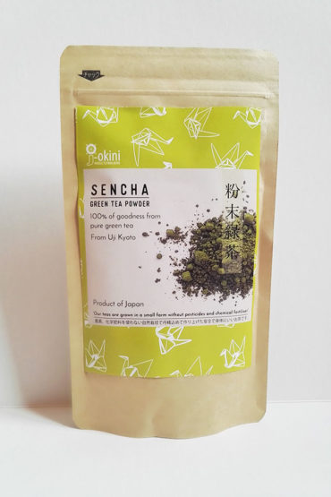 Japanese-Sencha-green-tea-powder-100g