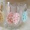 Mizuhiki-earrings-pink