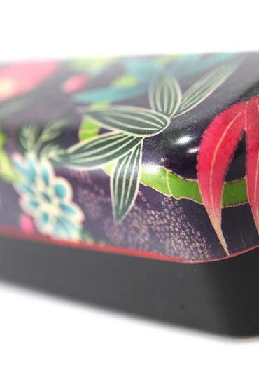 Kimono patterns lunch box