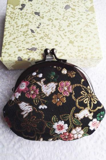 Kimono-wallet-small-black-bunny-B