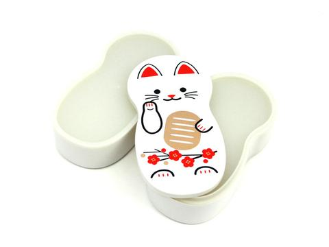 Maneki-neko lunch box