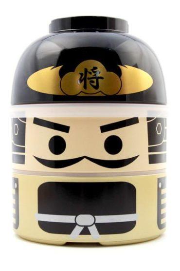 Samurai lunch box