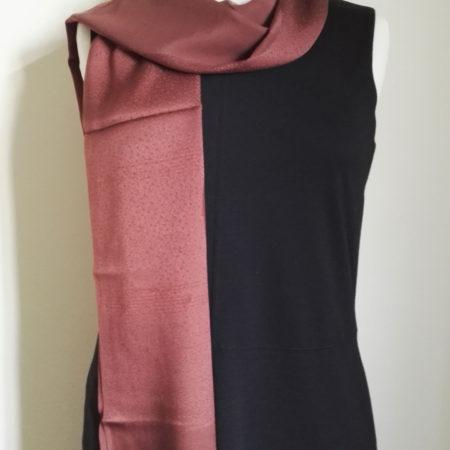 Japanese-chic-silk-scarf-brown1.0