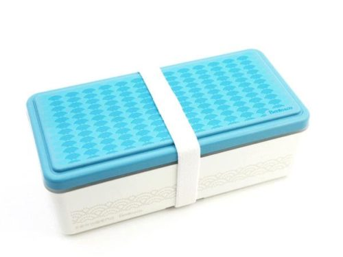 Japanese gel cool lunch box