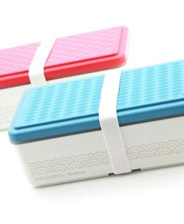 Japanese gel cool lunch box