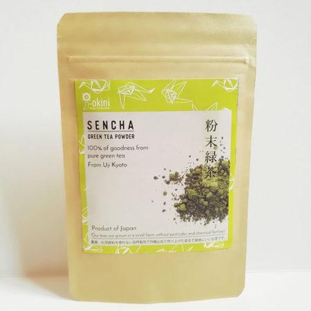 Japanese-Sencha-green-tea-powder-30g