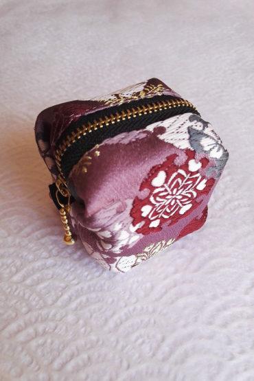 Mini-wallet-Burgundy