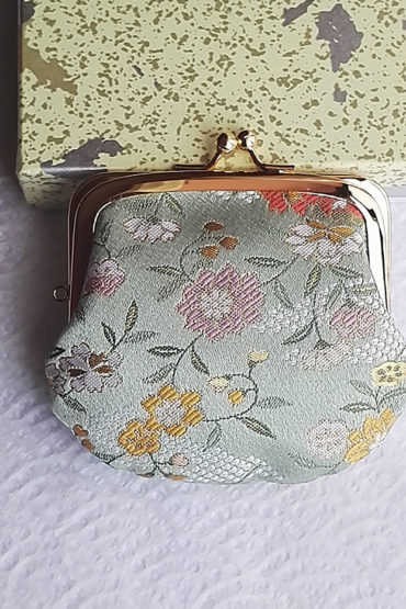 Kimono-Wallet-(Big)-Green-flowers-2