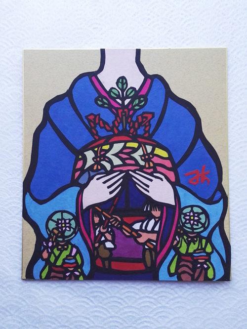 Gion-Festival-Kirie-art