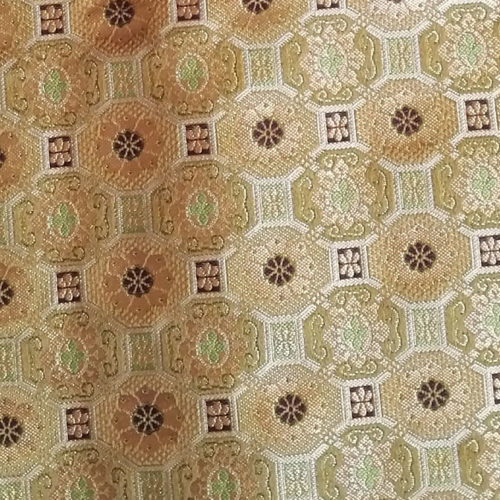 Japanese-traditional-fabric-eath-brown-zoom