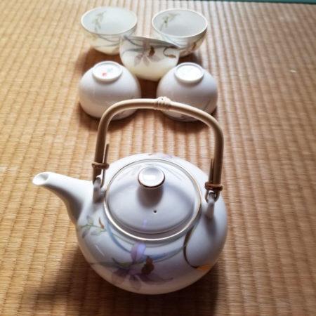 Japanese-teaset
