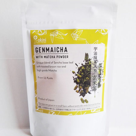 Japanese-Genmaicha-green-tea-with-Matcha-powder-50g