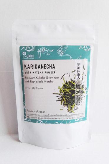 Japanese-Kariganecha-with-Matcha-green-tea-powder-50g