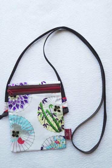 Japanese Kasa pattern crossbody