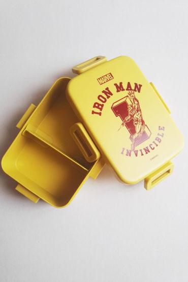 Iron man lunch box