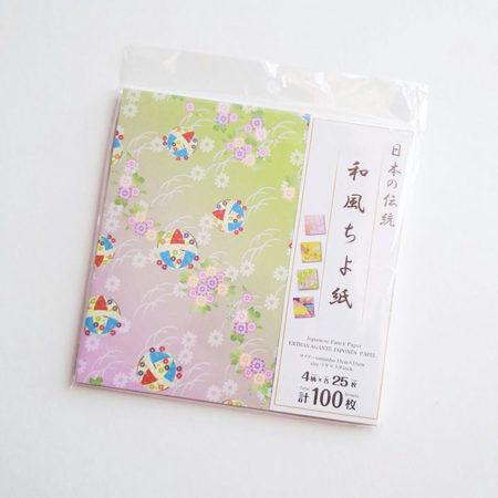 Japanese-origami-100-papers-4-patterns-2
