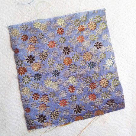 Kiku-pattern-fabric-blue