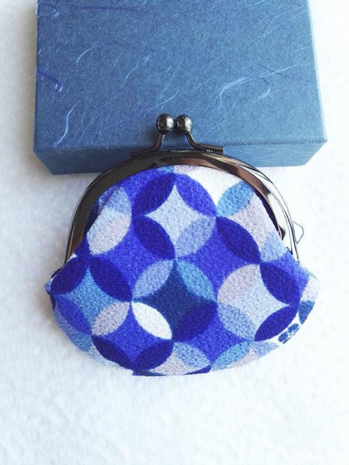 Yuzen-wallet-blue