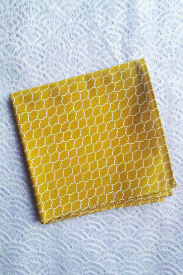 Furoshiki-mustard