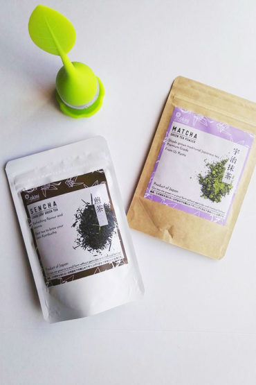 Immune booster tea gift package