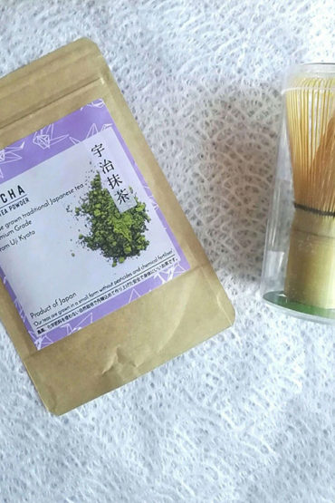 Matcha-with-Bamboo-whisk