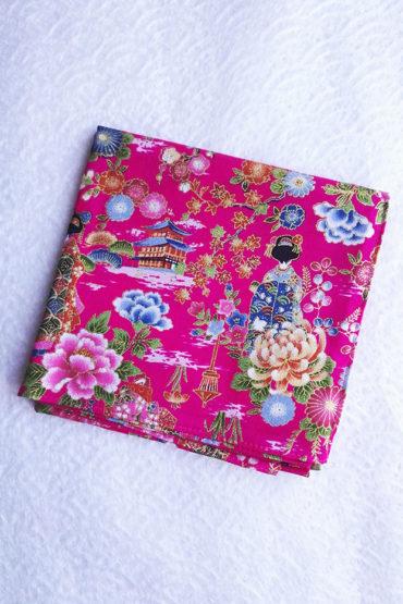 Furoshiki-Pink-Maiko
