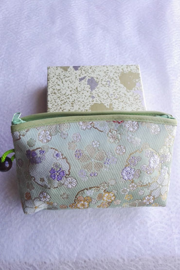 Kimono-Pouch-Green
