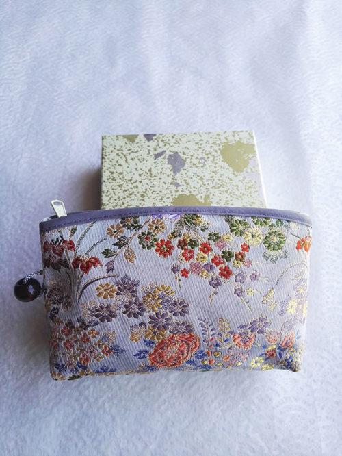 Kimono-pouch-silver