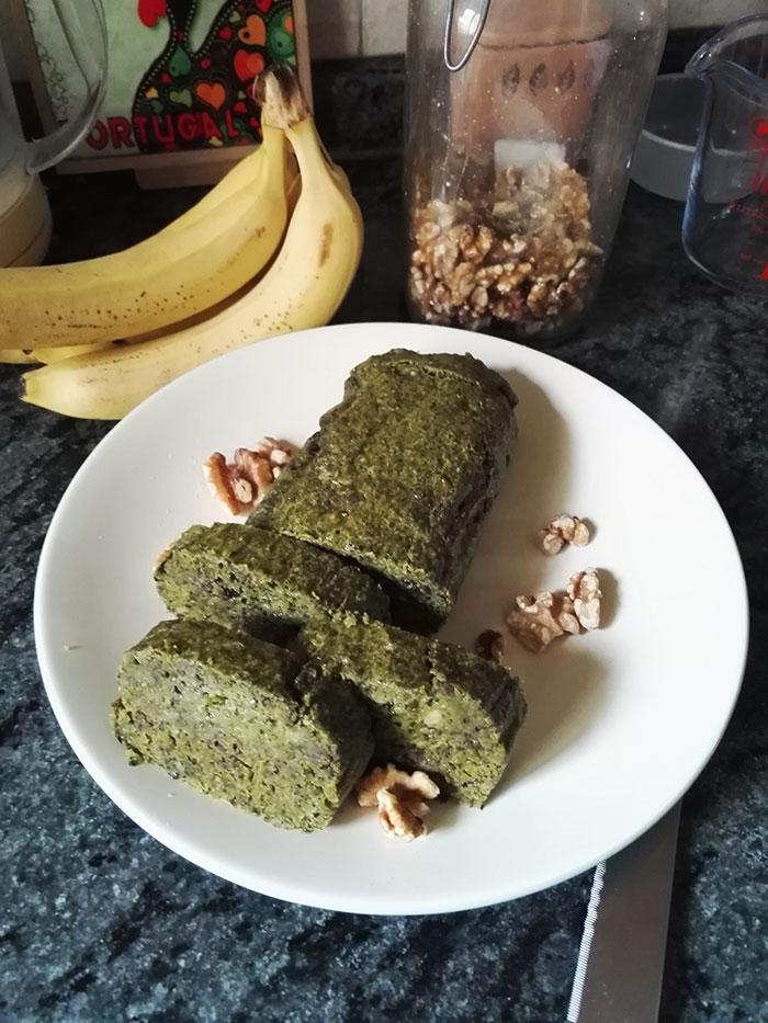 Vegan-Matcha-Banana-bread