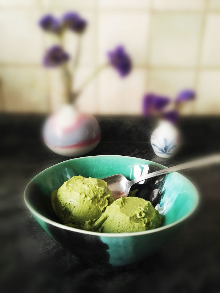 Matcha-Ice-cream