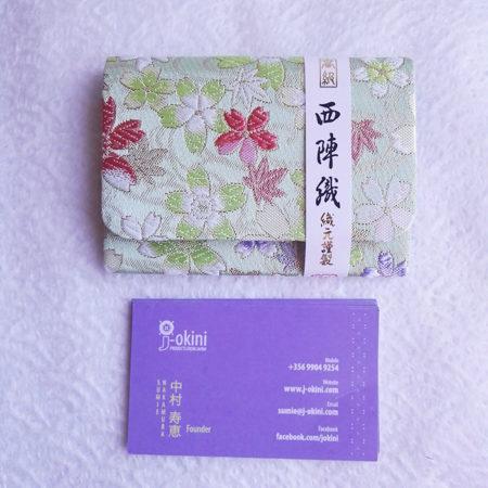 Card-case-light-green