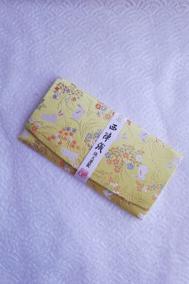 Kimono-Wallet-(long)-yellow-bunny