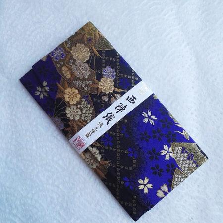 Kimono-wallet-(long)-blue-gold