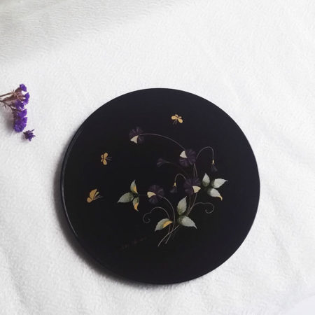 Japanese Lacquer ware serving tray