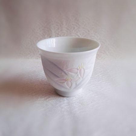 Vintage-Japanese-handmade-tea-cup