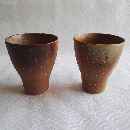 Yunomi-cup-brown-pair