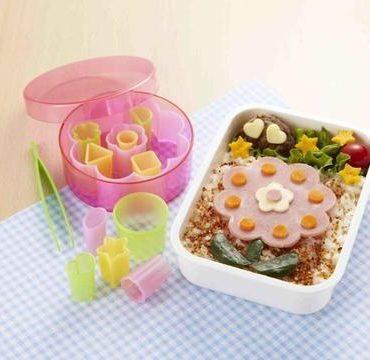 Cute Food cutter set