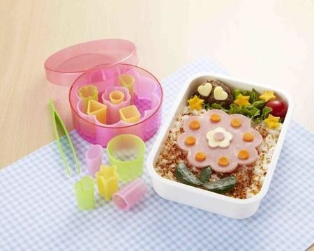 Cute Food cutter set