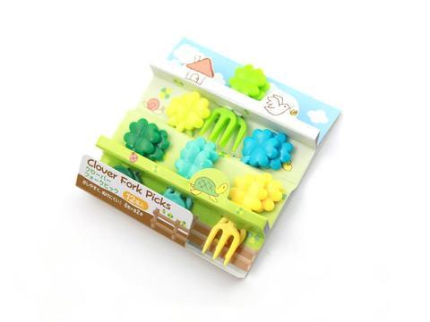 Mini forks clover 1