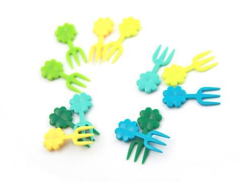 Mini forks clover 2