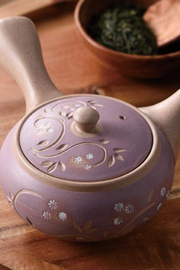 Tokoname Teapot Kodai Murasaki