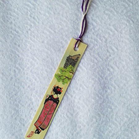Bamboo-bookmark-Maiko-Kiyomizudera1