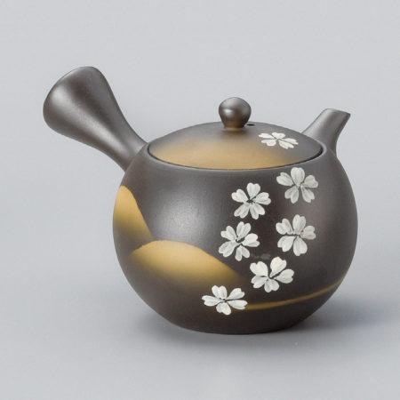 Handmade Tokoname Teapot Sakura